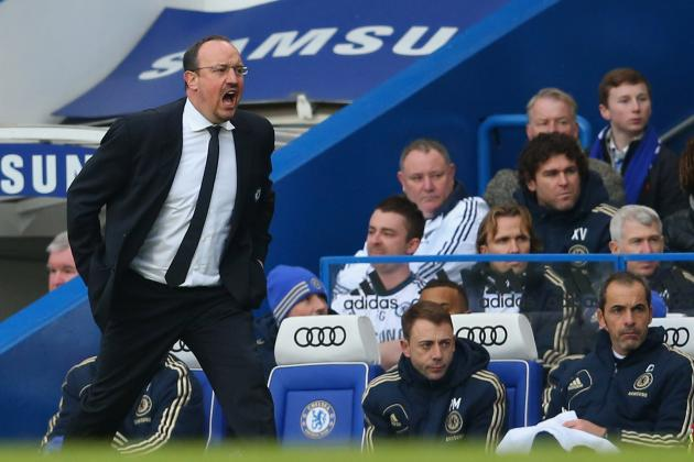 Chelsea FC: Grading Benitez as Interim Chelsea Manager