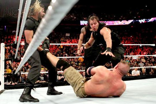 Elimination Chamber 2013: Why the Shield Will Get a Leader at the PPV