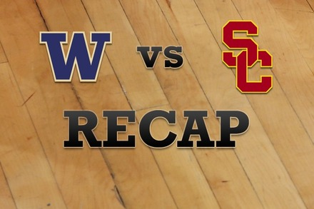Washington vs. USC: Recap, Stats, and Box Score