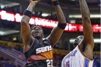 Oklahoma City Thunder Rout Phoenix Suns Again