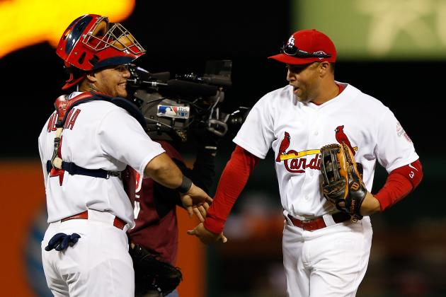 MLB Preseason Evaluation Series: 2013 St. Louis Cardinals