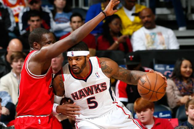 NBA Trade Rumors: Nets Shouldn't Bother Pursuing Josh Smith from Hawks