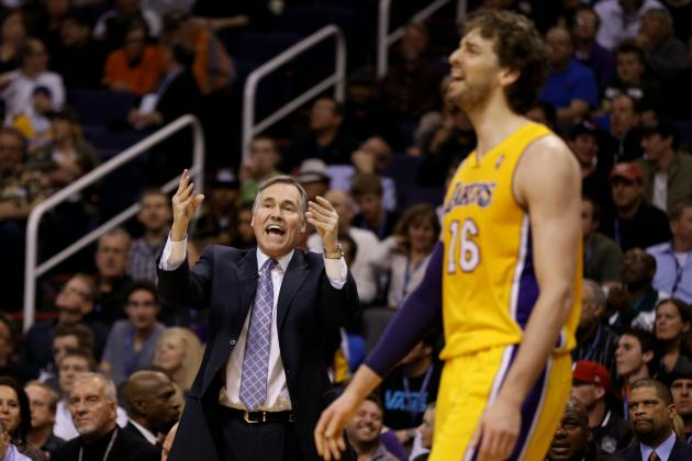 Lakers Trade Rumors: Current Roster Makes Trading Pau Gasol Only Option