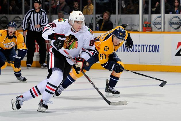 Chicago Blackhawks: Is Art Ross Trophy in Patrick Kane's Future?