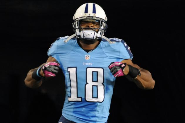 Can Kenny Britt Get His Act Together and Other AFC South Must-Reads