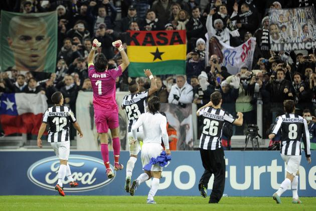 UEFA Champions League Round-of-16 Preview: Celtic vs. Juventus