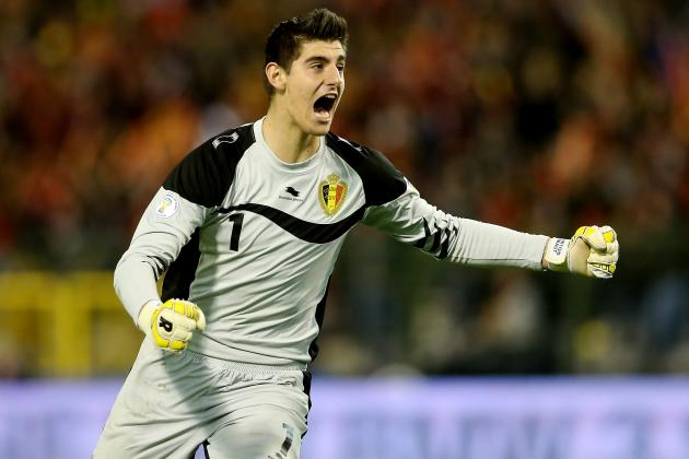 Barcelona Transfers: Why Thibaut Courtois Would Be the Ideal Summer Signing