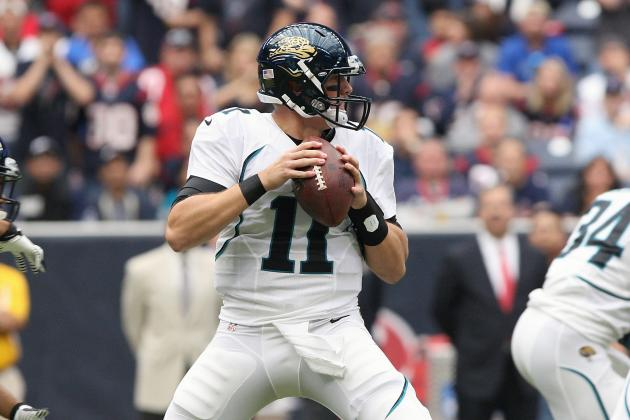 Going with Gabbert Simply Means the Jaguars Don't Have Much Choice