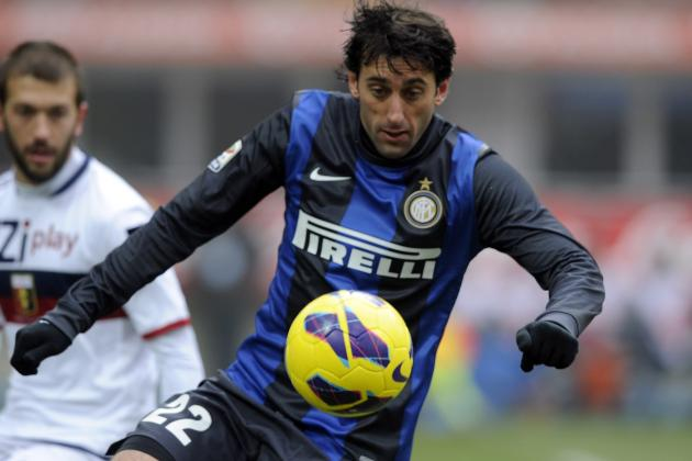 Milito Makes Inter Pledge