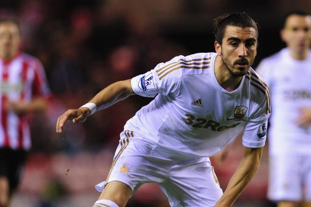 Swansea's Flores Hit by Ankle Injury