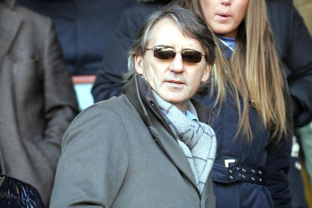 Mancini Will Make Changes at City