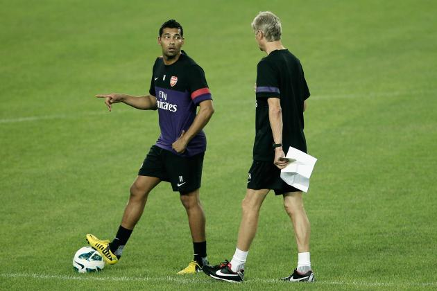 Arsenal Transfer News: Andre Santos Loaned to Brazilian Club Gremio
