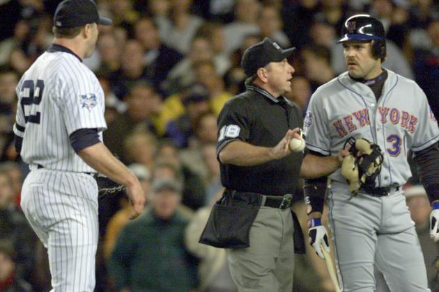 Mike Piazza Reveals He Had Karate Revenge Fantasies About Roger Clemens
