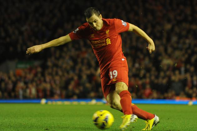 Liverpool FC Must Start Being More Ruthless, Warns Stewart Downing