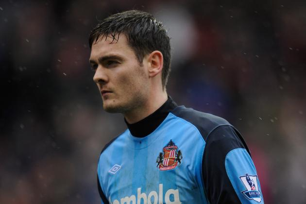 Former Sunderland Goalkeeper Craig Gordon May Have to Retire