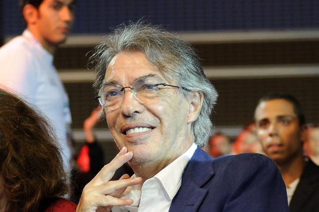Moratti: I Expected the Team to Respond Like That