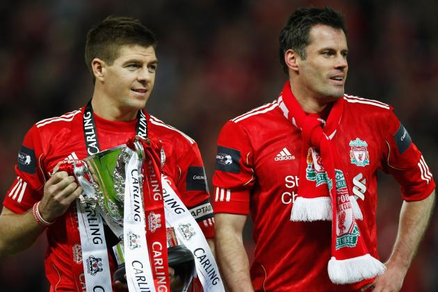 Steven Gerrard Tried to Persuade Jamie Carragher to Delay Retirement