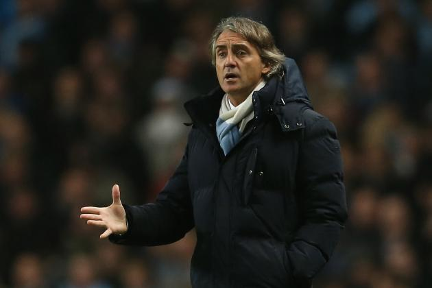Roberto Mancini's Sinking Ship at City
