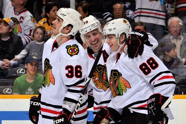 Chicago Blackhawks: How to Top a Terrific Road Trek with Seven Games at Home