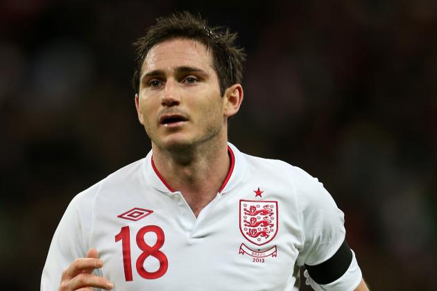Chelsea Midfielder Frank Lampard Delighted by Return to Top Form