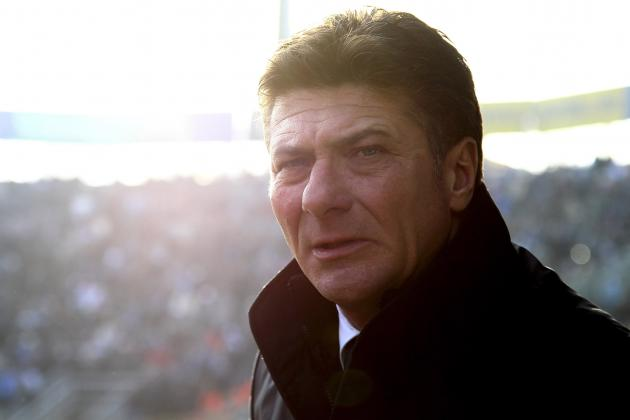 Walter Mazzarri Takes a Tactical Gamble but Napoli Only Draw at Lazio