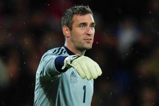 West Brom Boss Steve Clarke Denies Links with Goalkeeper Allan McGregor