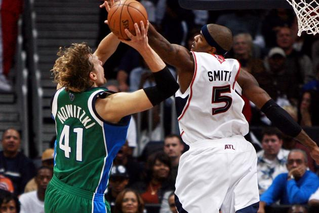 Josh Smith Doesn't Make Sense for Mavs