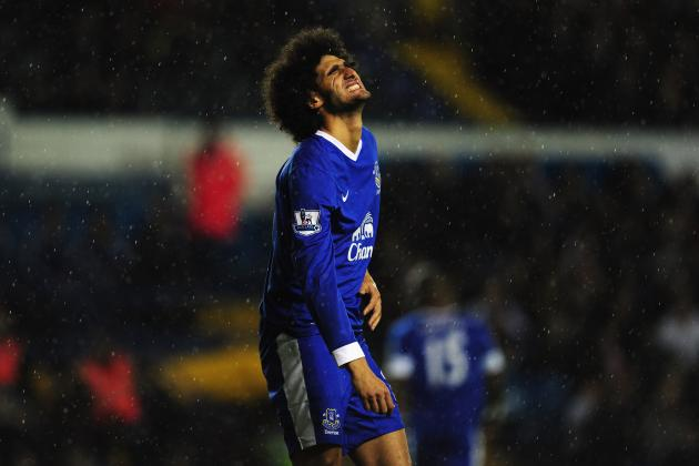 Why Marouane Fellaini Must Stay at Everton This Summer