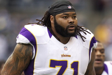 Vikings Aim to Keep RT Loadholt, OL Continuity