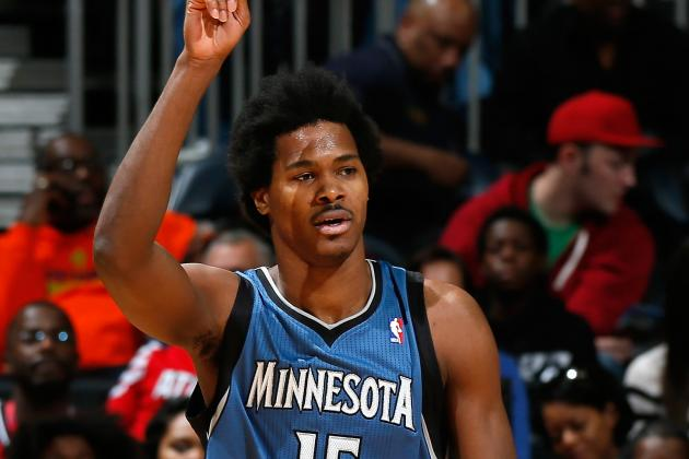 Timberwolves Sign Mickael Gelabale and Chris Johnson for Rest of Season