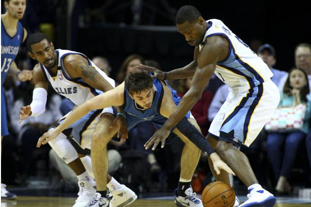Shorthanded Wolves Routed by Memphis