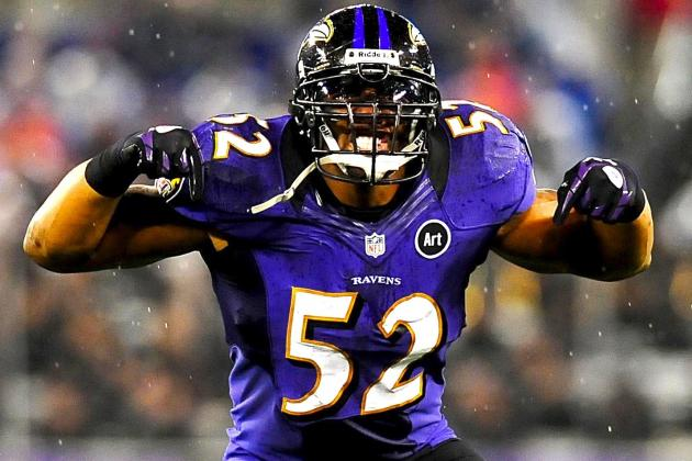 Breaking Down the Top 5 Candidates to Be the NFL's Next Ray Lewis