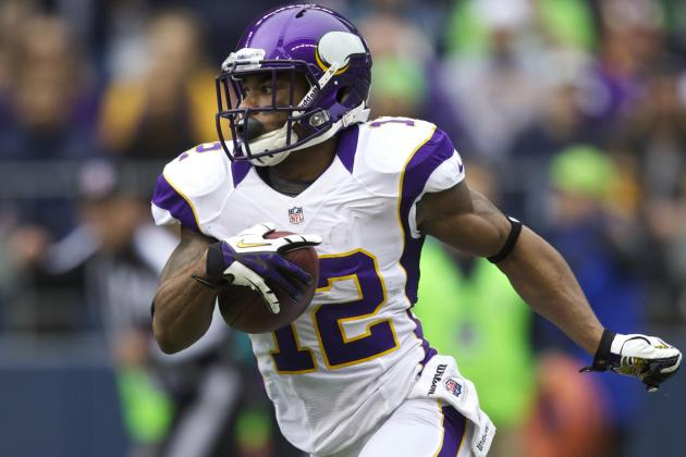 Percy Harvin Would Be Perfect Fit for Patriots' Offense