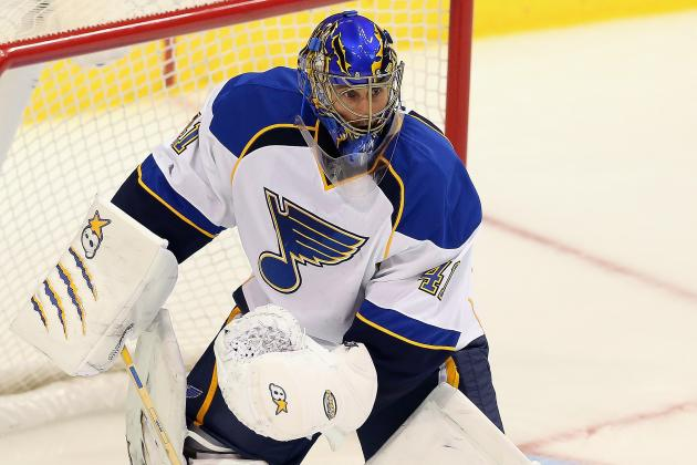 Halak Comes Back Not a Moment Too Soon