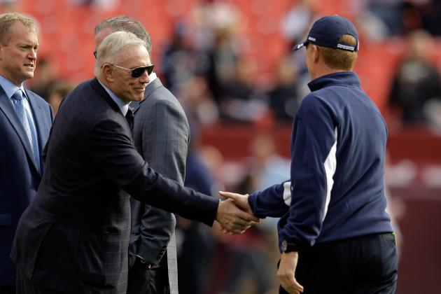 Jerry Jones: Jason Garrett Made Coaching Changes