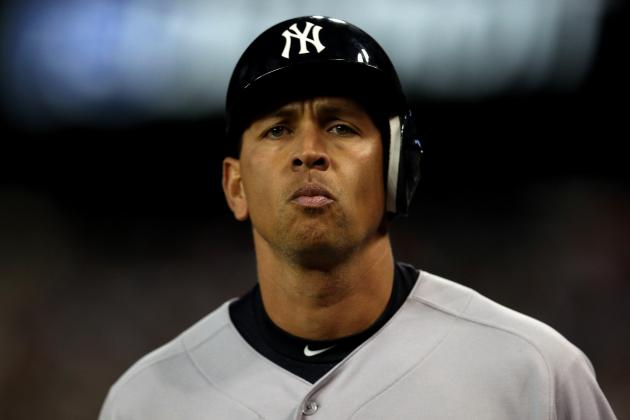3 Reasons Alex Rodriguez Needs to Be Replaced