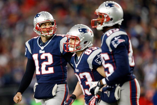 Talk in New England That Welker, Lloyd Could Both Be Gone