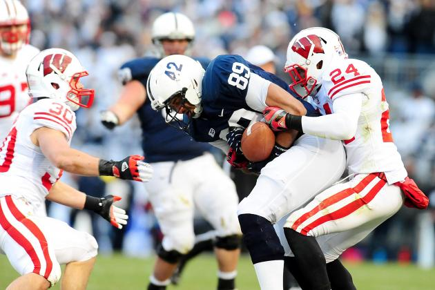Nittany Lions' Gilliam Granted Additional Year of Eligibility
