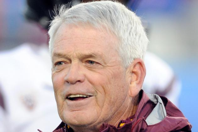 Dennis Erickson Hired as Co-Offensive Coordinator