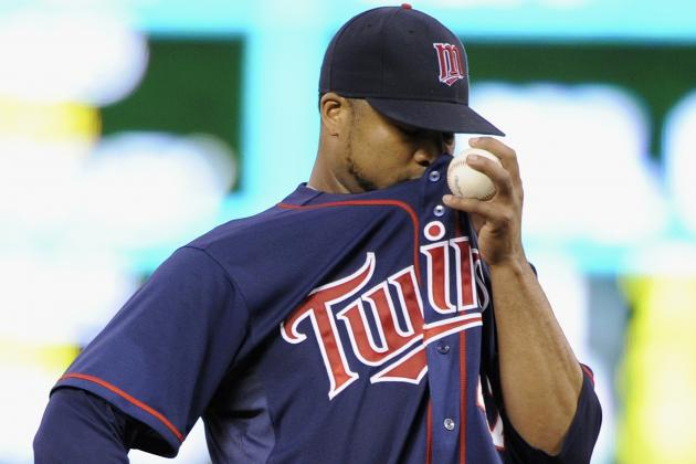 """Francisco Liriano Broke His Arm """"Trying to Startle His Kids"""" Christmas Day"""