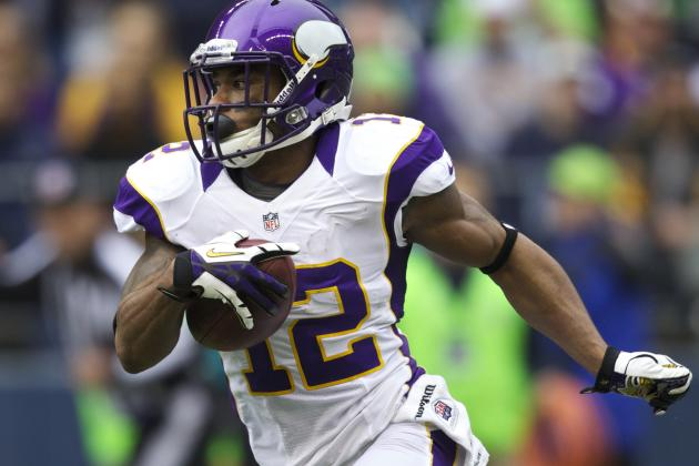 Should Jags Pursue WR Percy Harvin?  Vikings Reportedy Seeking Trade