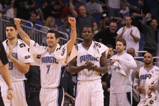 Magic Beat Blazers to End 12-Game Losing Streak