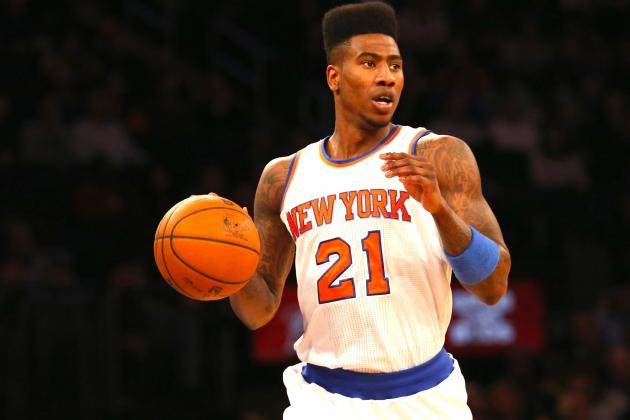 NBA Trade Rumors: Iman Shumpert and Others Gaining Interest Around the League