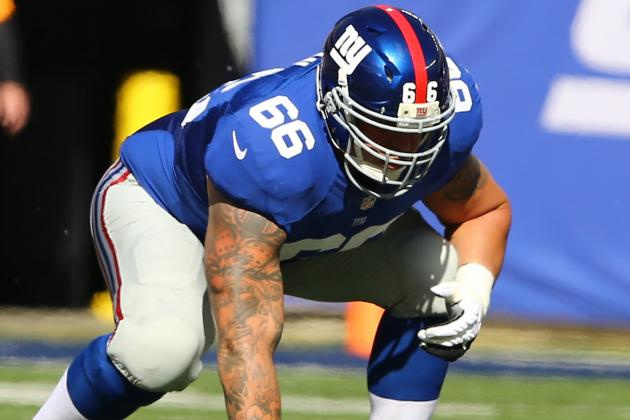NY Giants David Diehl Scram Time  After DUI Guilty Plea