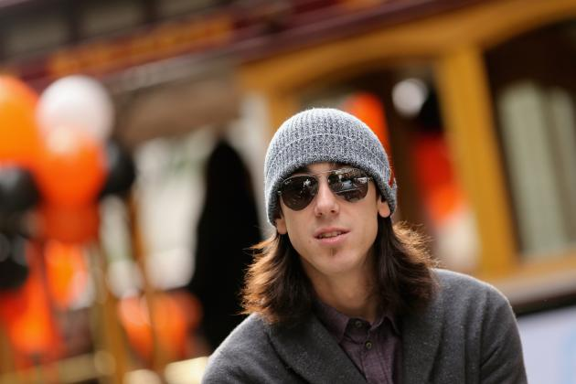 Tim Lincecum's Haircut Is New Sign of Maturity for Giants Star Pitcher