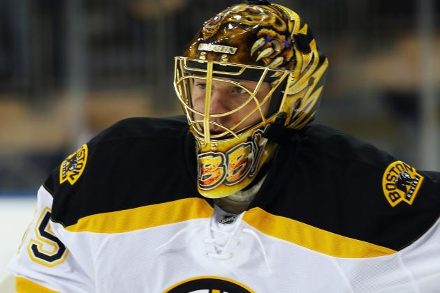 Boston Bruins: Why Starting Anton Khudobin Against Buffalo Was a Good Move