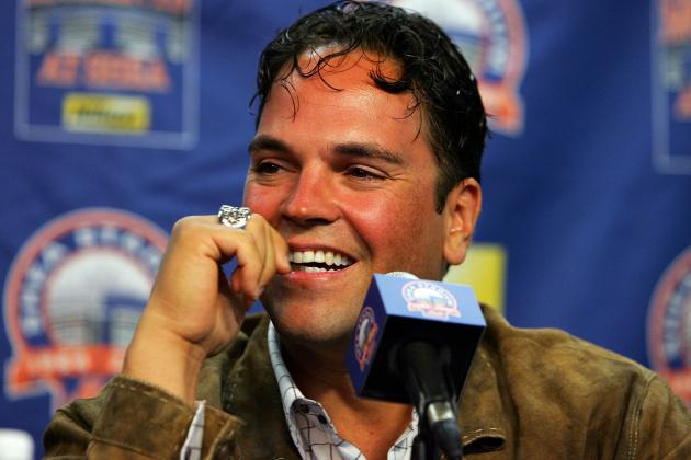 Steroids, Clemens Addressed in Mike Piazza's Autobiography