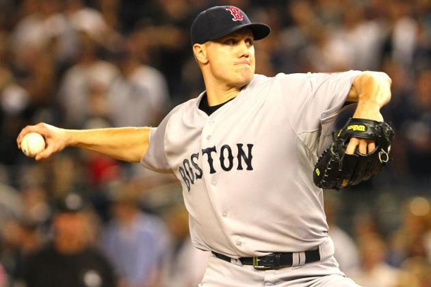 Jonathan Papelbon Admits to Using Toradol While Pitching for Red Sox