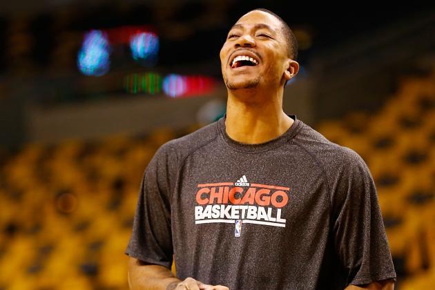 Derrick Rose: Latest Rumblings on Chicago Bulls Star's Return