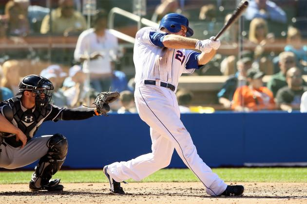 Mets' Lucas Duda Works to Develop Consistency at the Plate